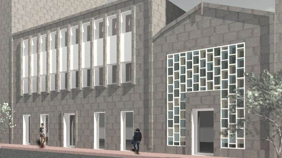 Cáritas destinará un millón euros a construir un nuevo albergue en Pontevedra