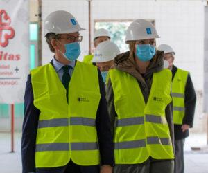 Cáritas pide colaboración a los pontevedreses para financiar las obras de su albergue